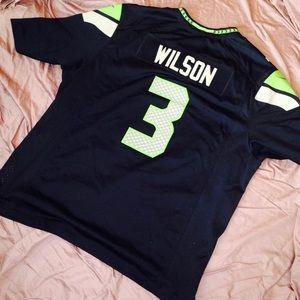 Seattle Seahawks Russell Wilson NFL Jersey